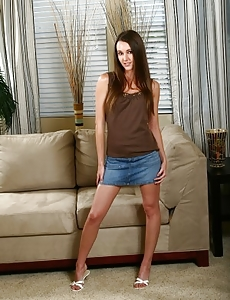 Erica before she was on reality tv.
